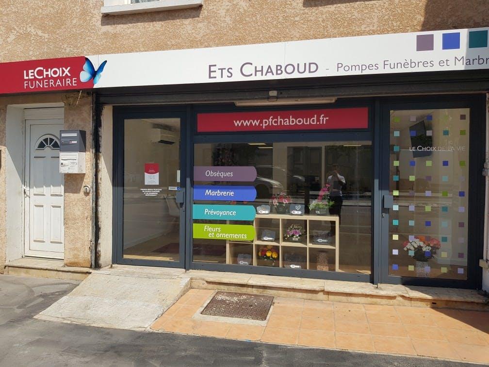 Pompes funèbres Chaboud Villeurbanne