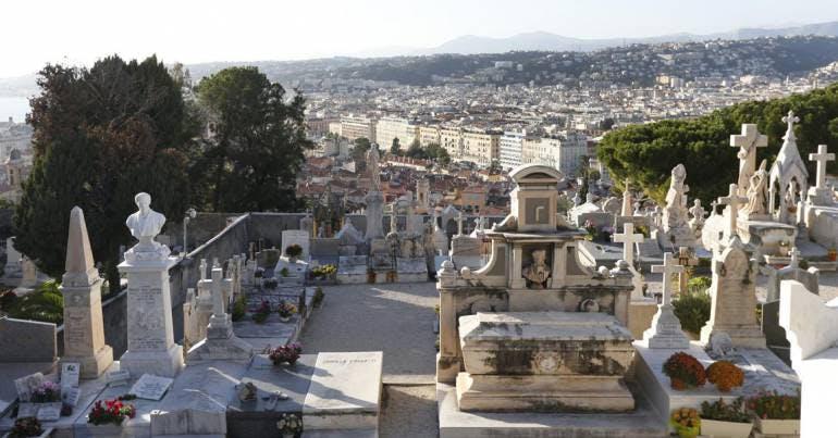 Cimetière Nice - meilleures-pompes-funebres