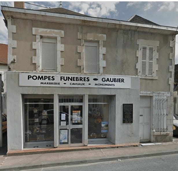 Photographie de la Pompes Funèbres Gaubier - le Choix Funéraires