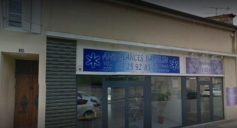 Photo de la Pompe Funèbre Pompes Funèbres Marbrerie Hamelin