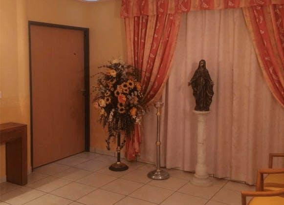 Photographie de la Chambre funéraire Spinelli