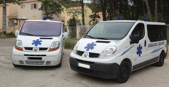 Photo de la Pompe Funèbre AMBULANCE CATALANO
