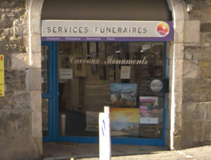 Photographie Pompes Funèbres Générales de Villefranche-de-Rouergue