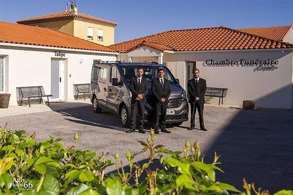 Photo de la Pompe Funèbre Pompes Funèraire Campilla