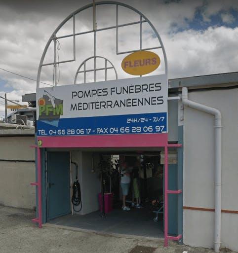 Photographie Pompes Funèbres Méditerranéennes de Nîmes