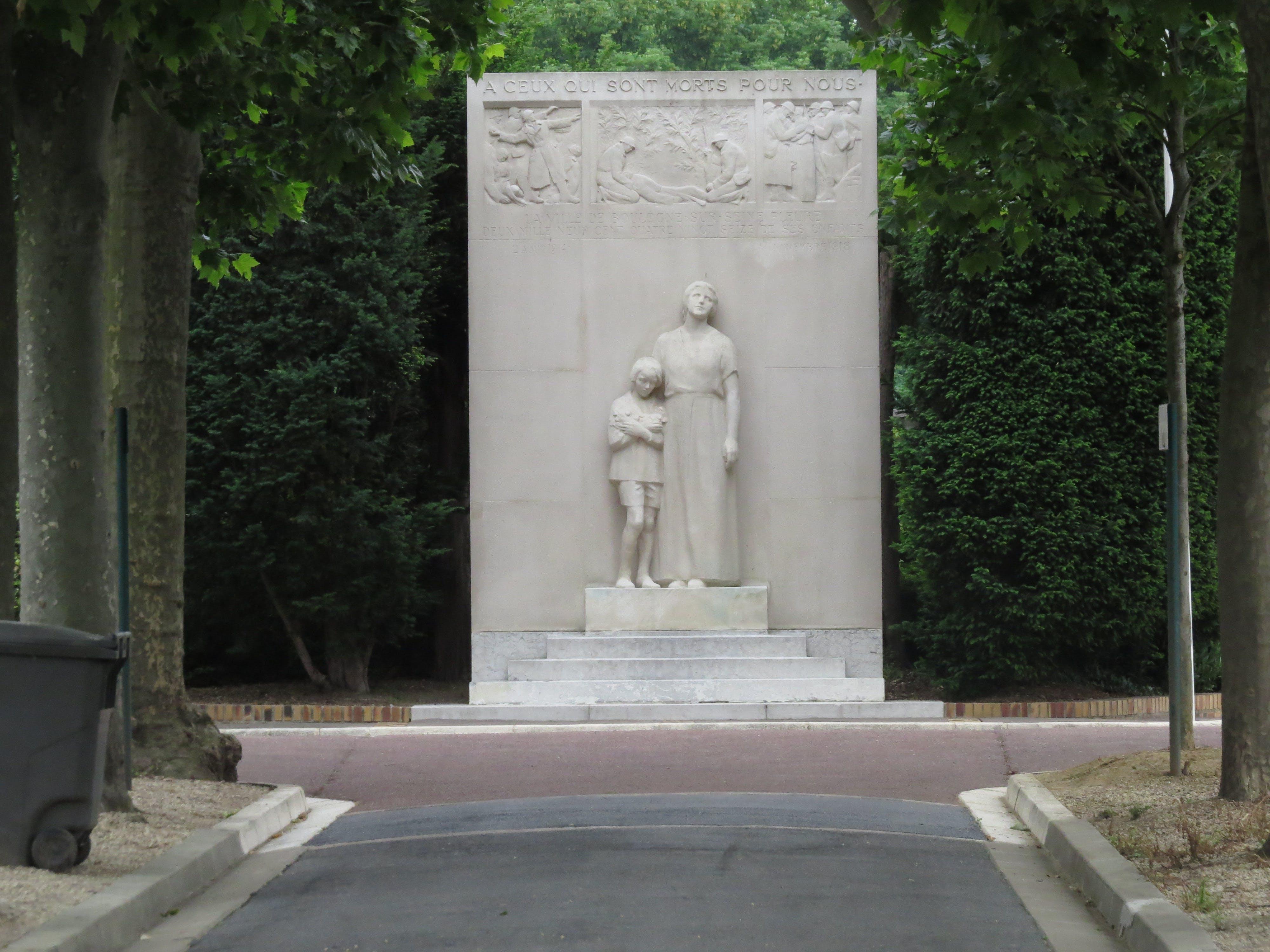 cimetière de boulogne billancourt