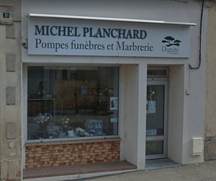 Photographie de la Pompes Funèbres et Marbrerie Planchard - Dignité Funéraire