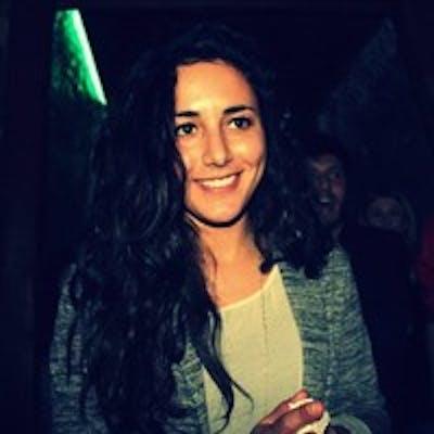 Photo of Donatella Del Gaudio – Head of EOC Communications and Media Relations