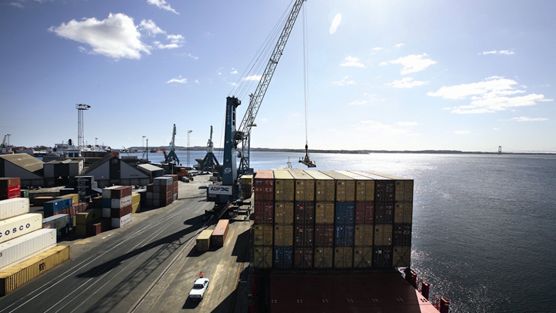 Meltwater Customer Stories: ADP - Associated Danish Ports