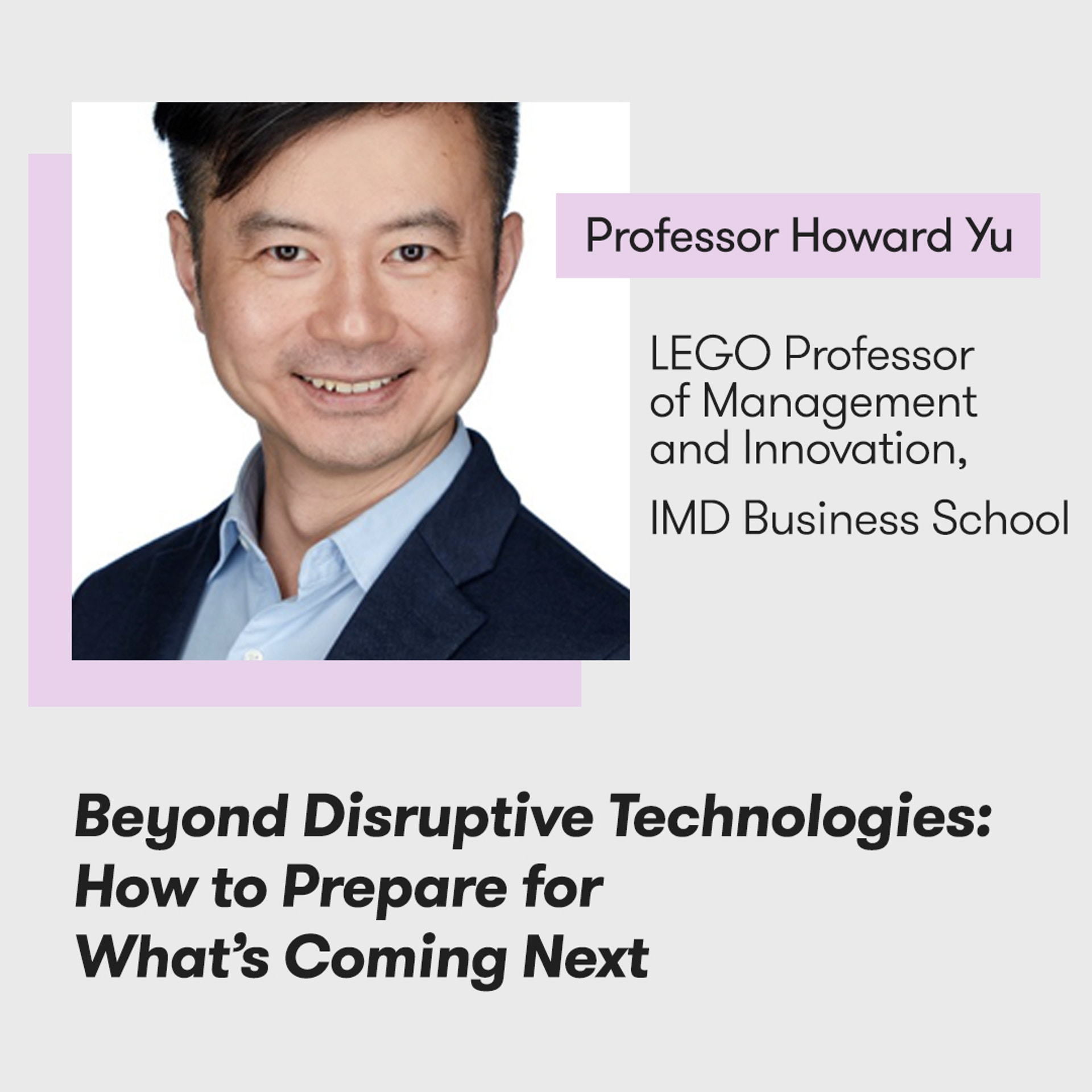 Meltwater Digital Summit - The Future of PR, Marketing and Tech - Howard Yu