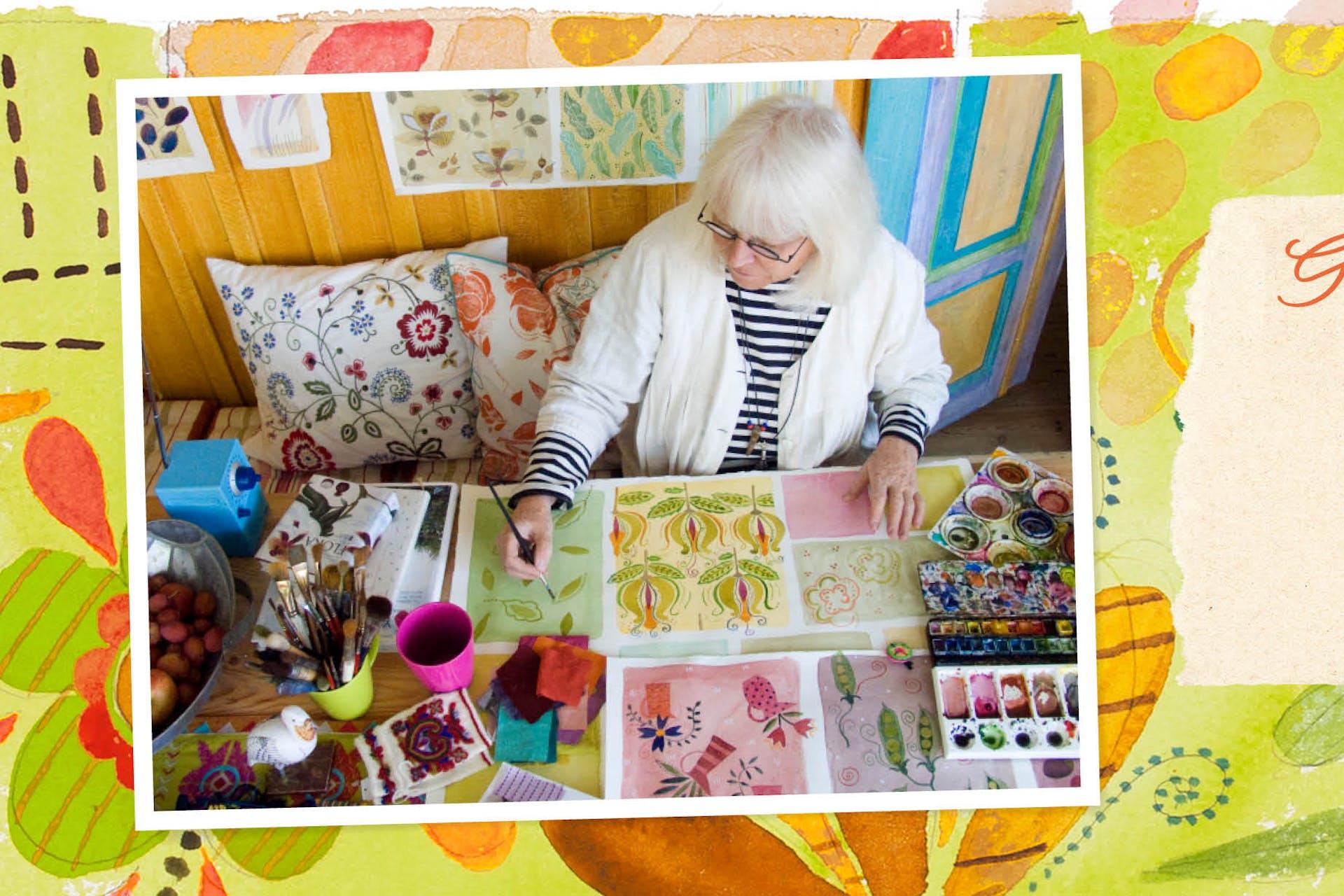 Meltwater customer story: Gudrun Sjödén