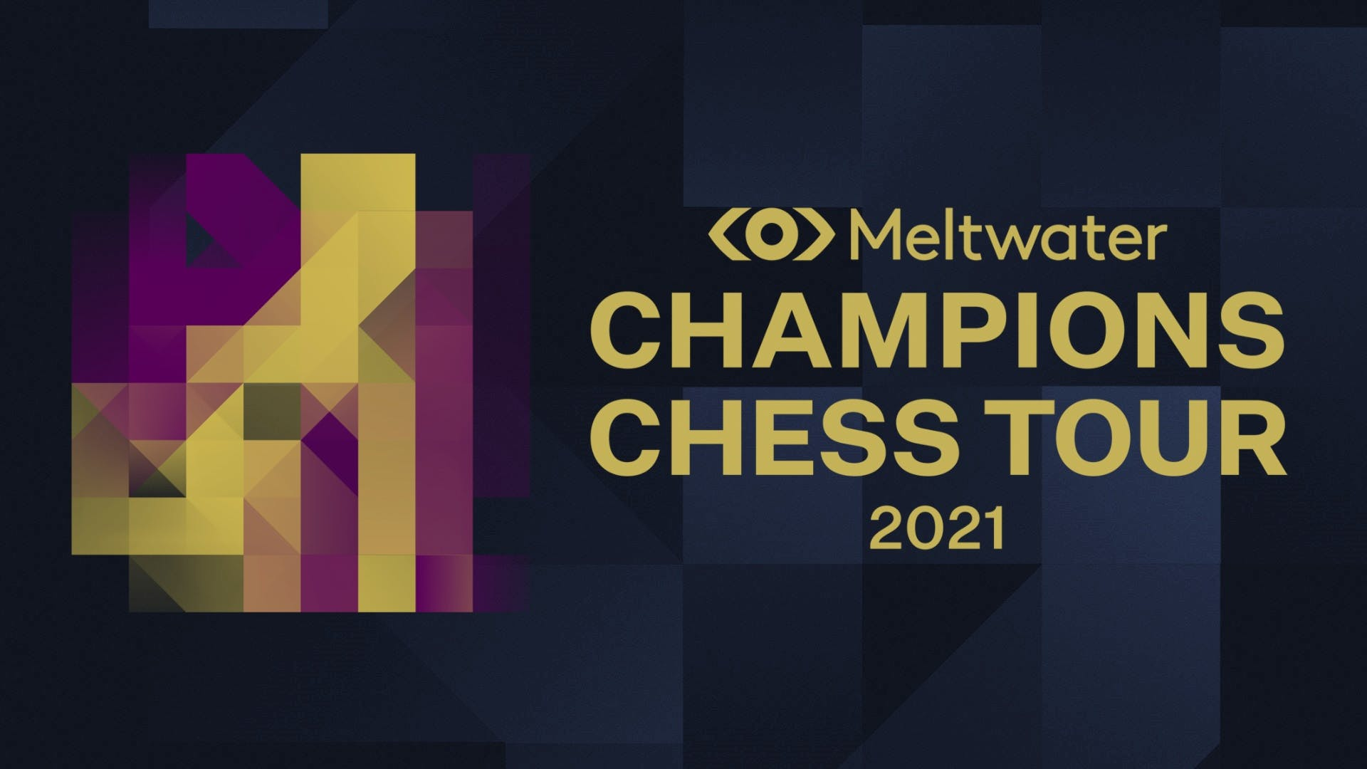 Meltwater Chess Champions Tour 2021 Banner
