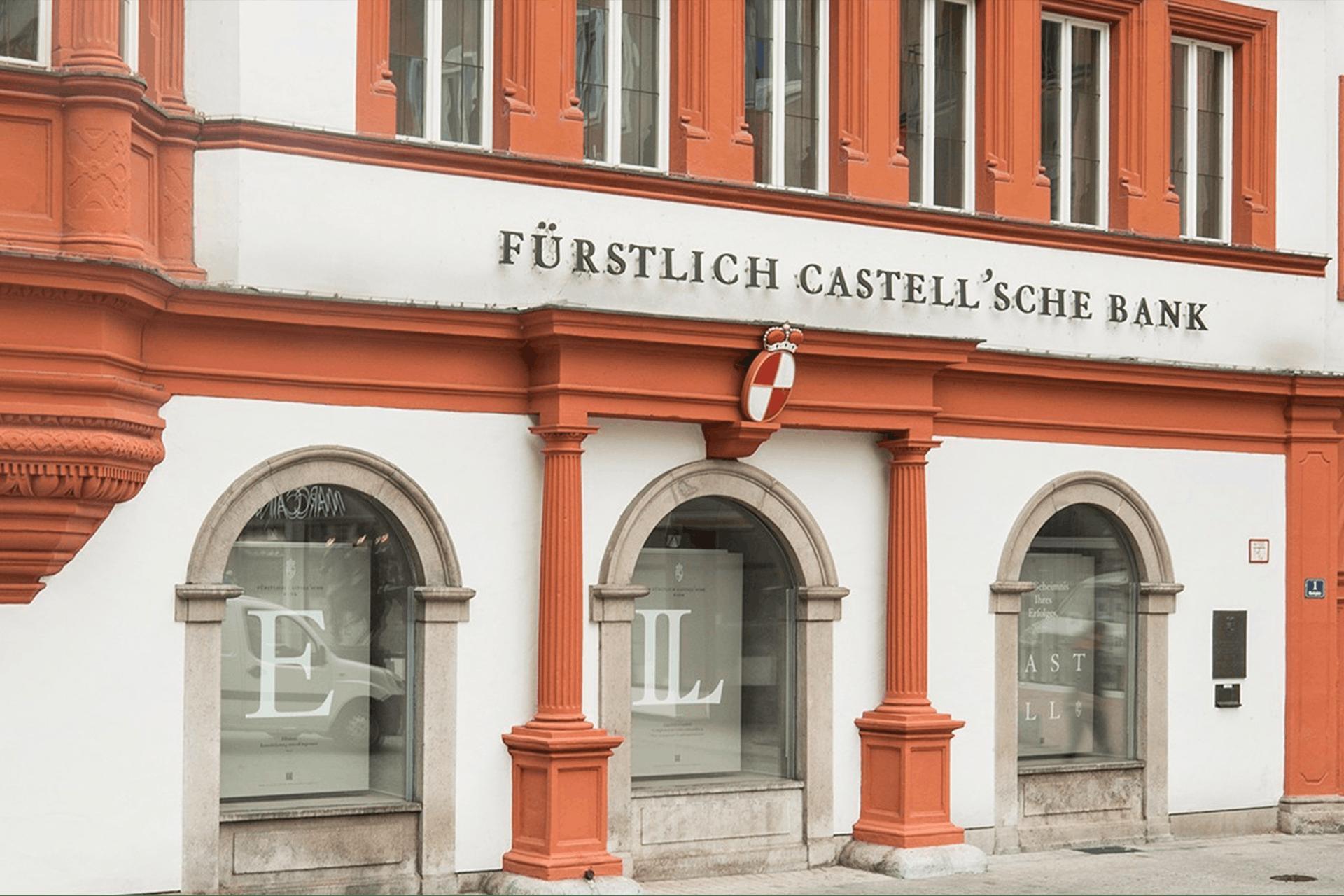Foto Fürstlich Castell'sche Bank Filiale