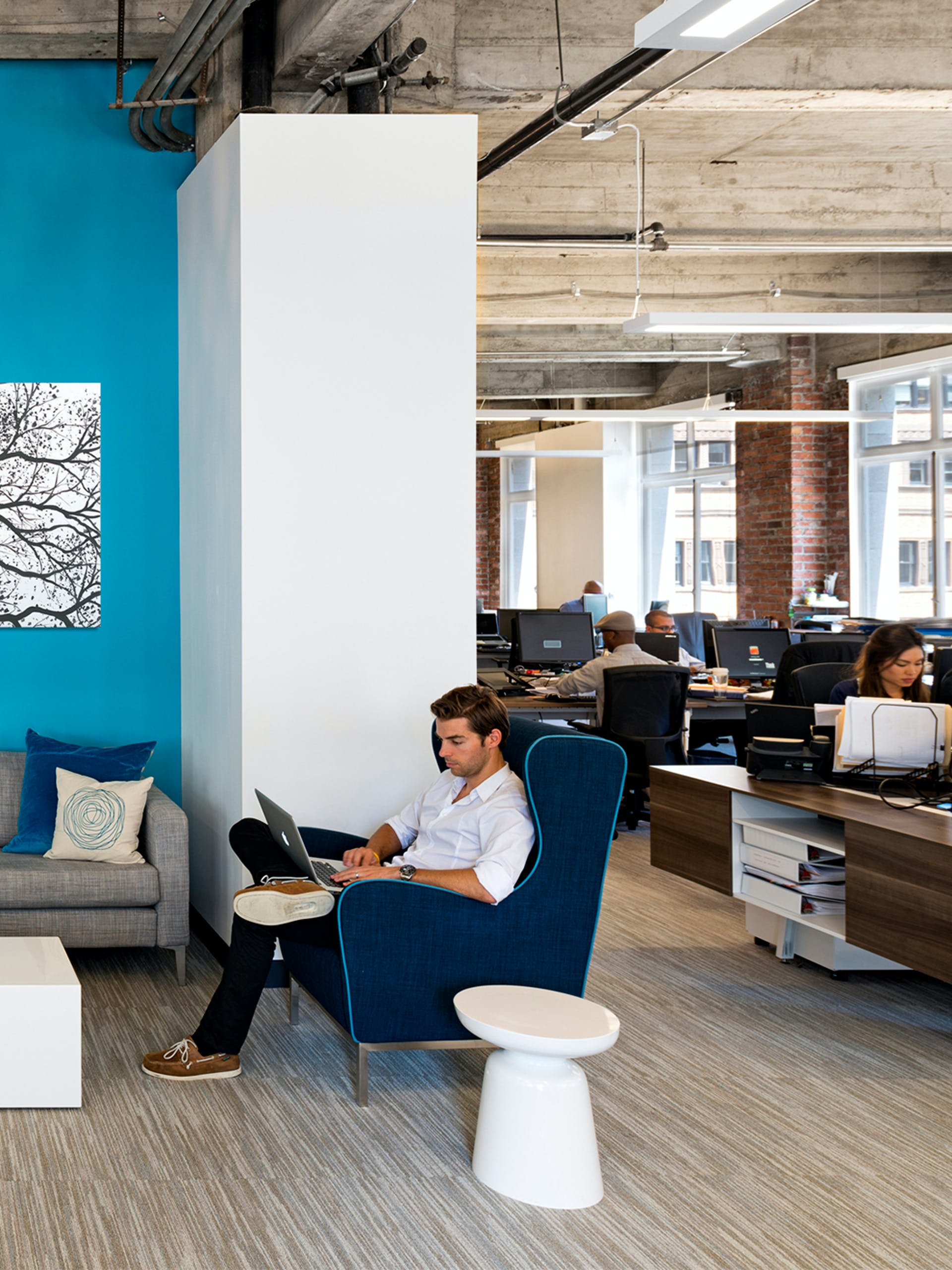 Meltwater SF office