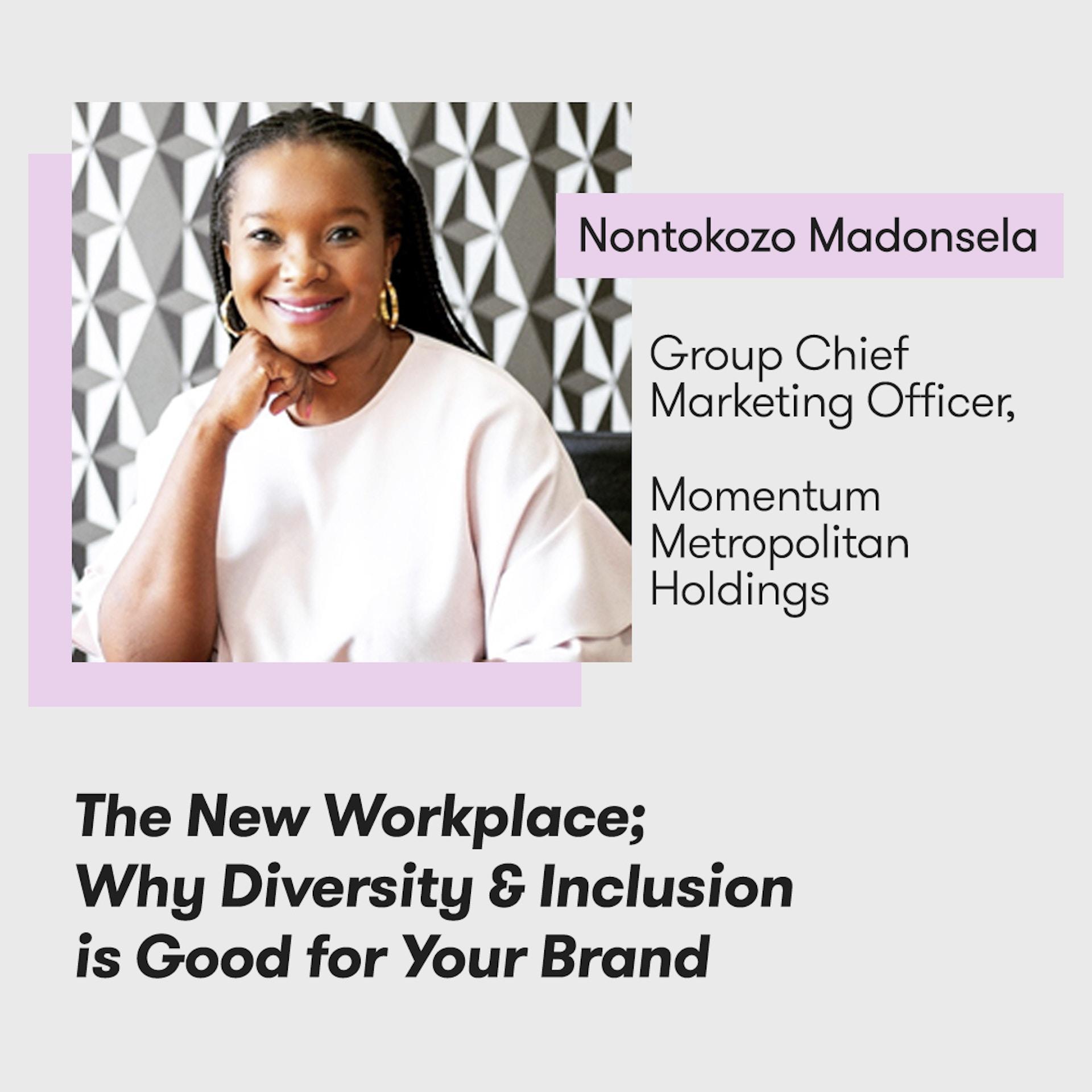 Meltwater Digital Summit - The Future of PR, Marketing and Tech - Nontokozo Madonsela