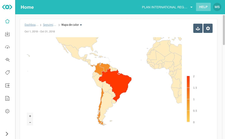 plan international meltwater