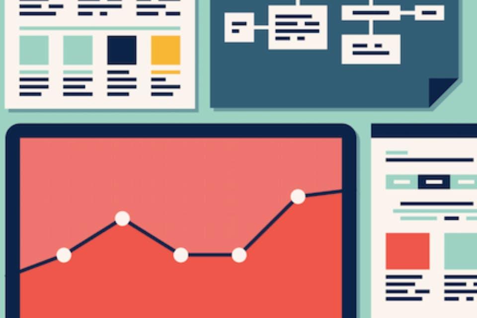 Visualization of KPIs