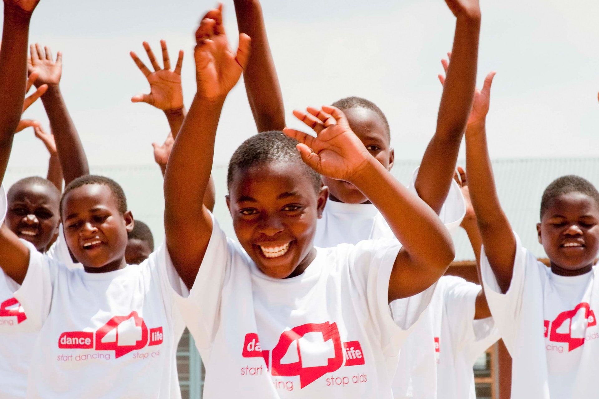 How Meltwater supports Dance4Life with global reach for global issues.