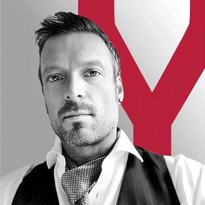 Portrait Andy Waar CMO Yapeal