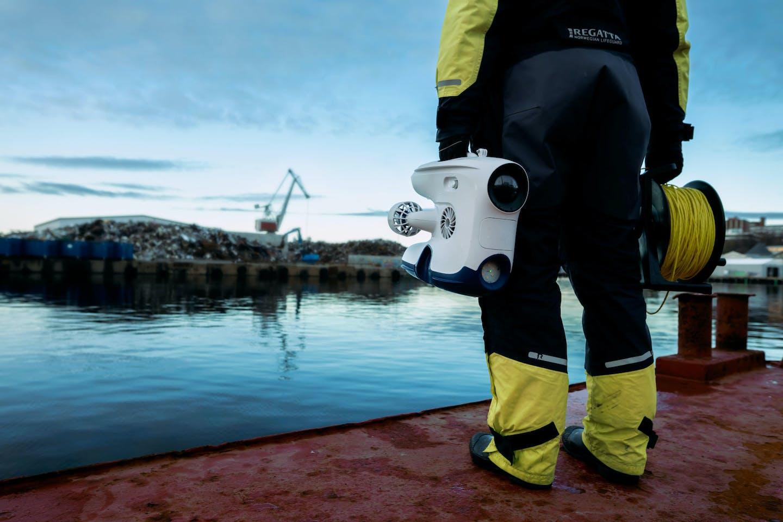 Meltwater Customer Stories: Blueye Robotics