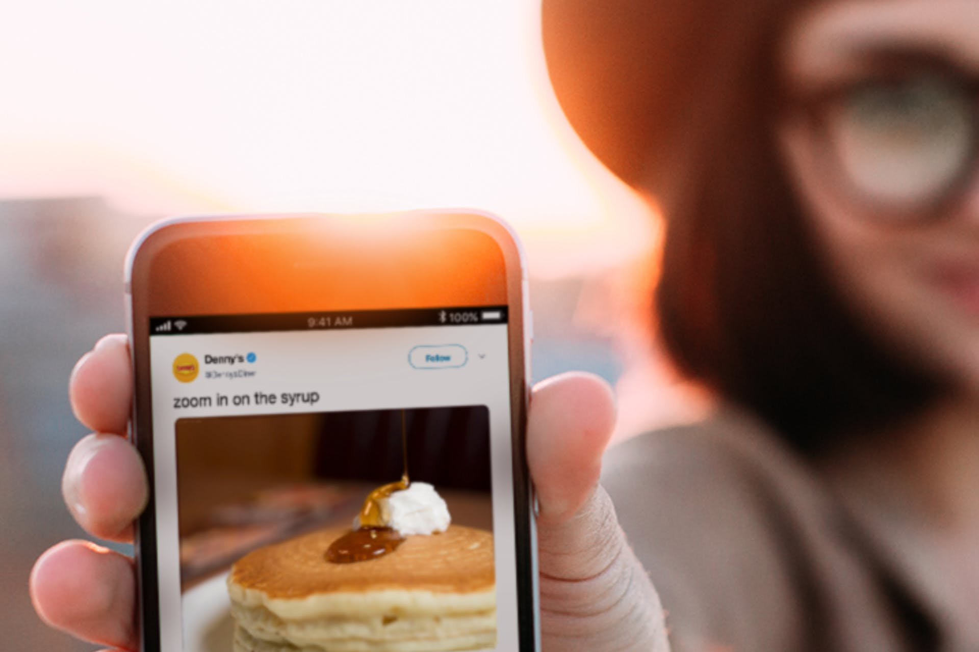 edgy brands social influencer pancakes image