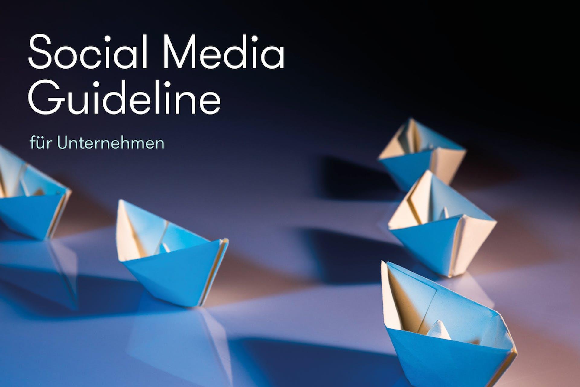 Social Media Guideline