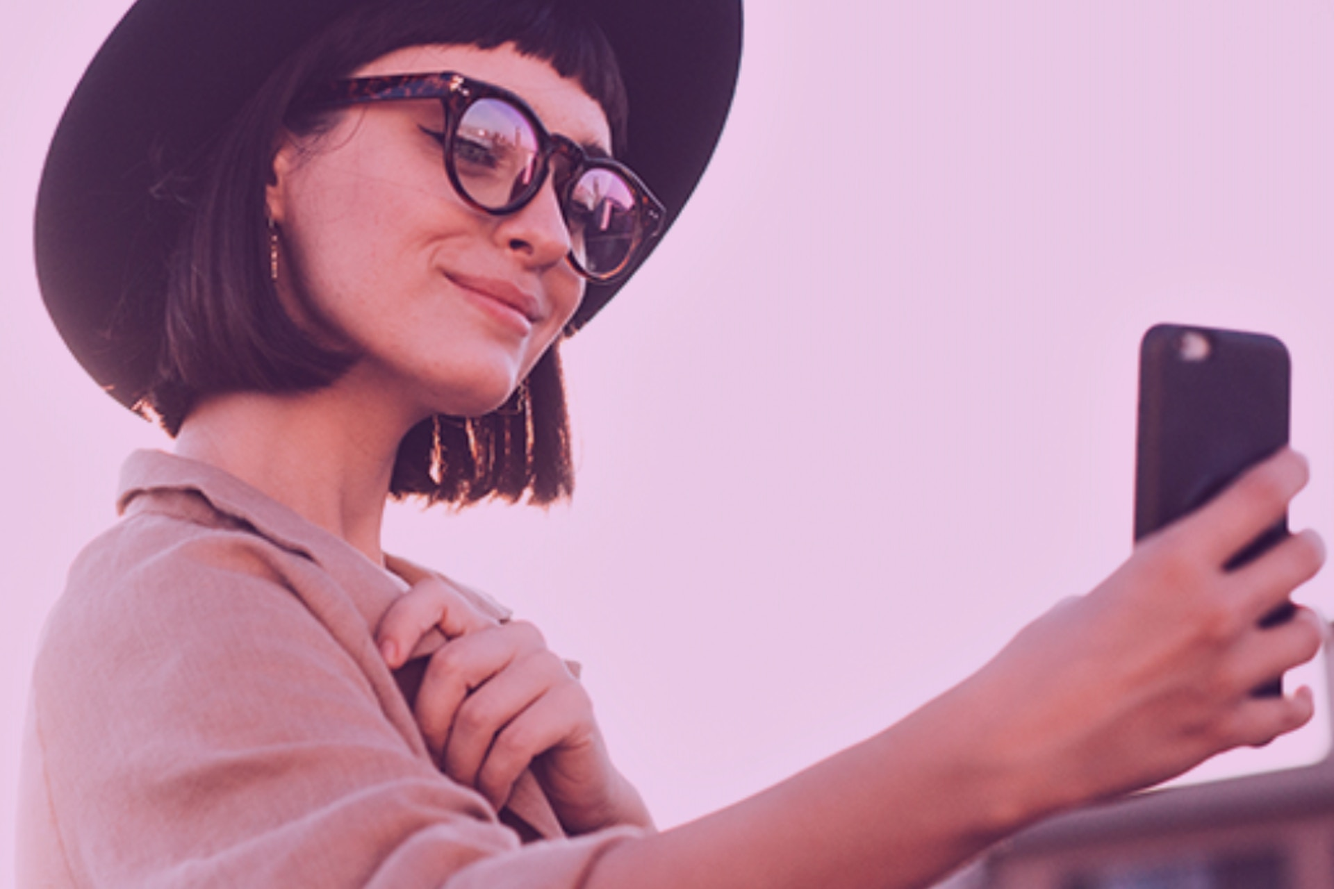 User-generated content influencer