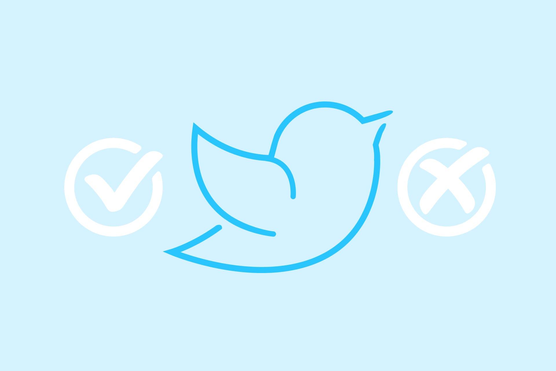 Mitkä ovat tyypillisimmät twitter-mokat
