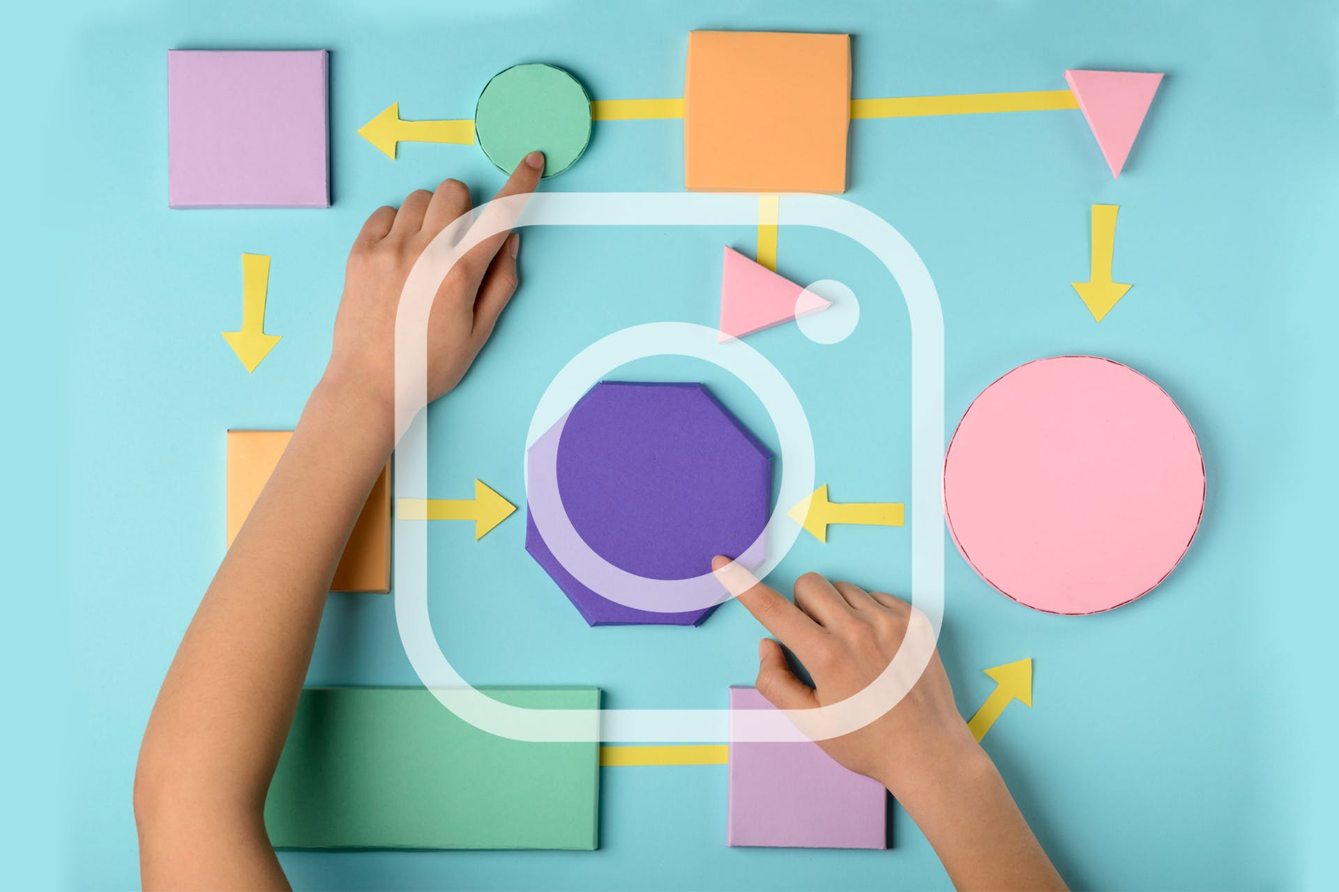 Instagramin algoritmi