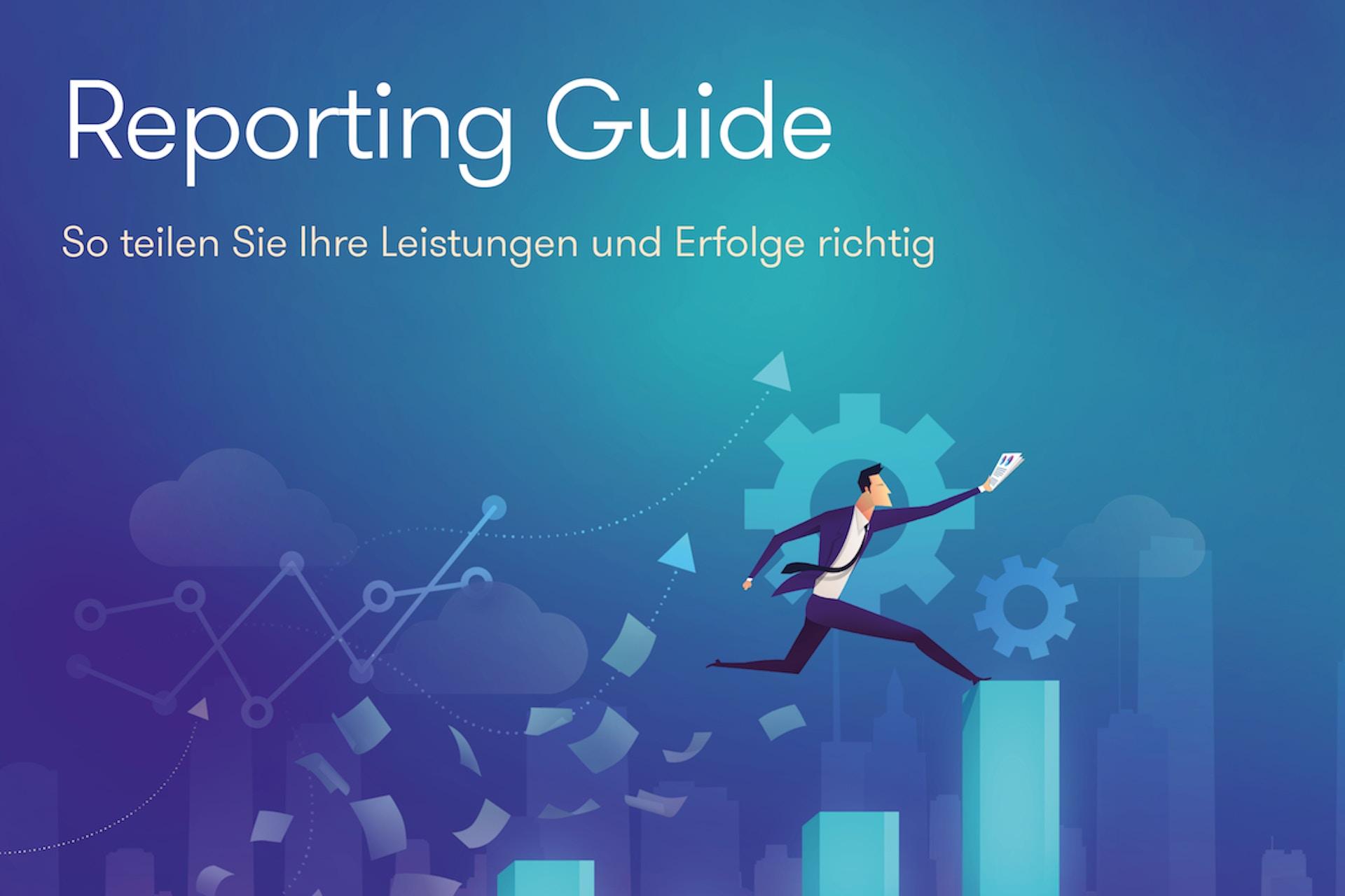 Foto vom Reporting Guide