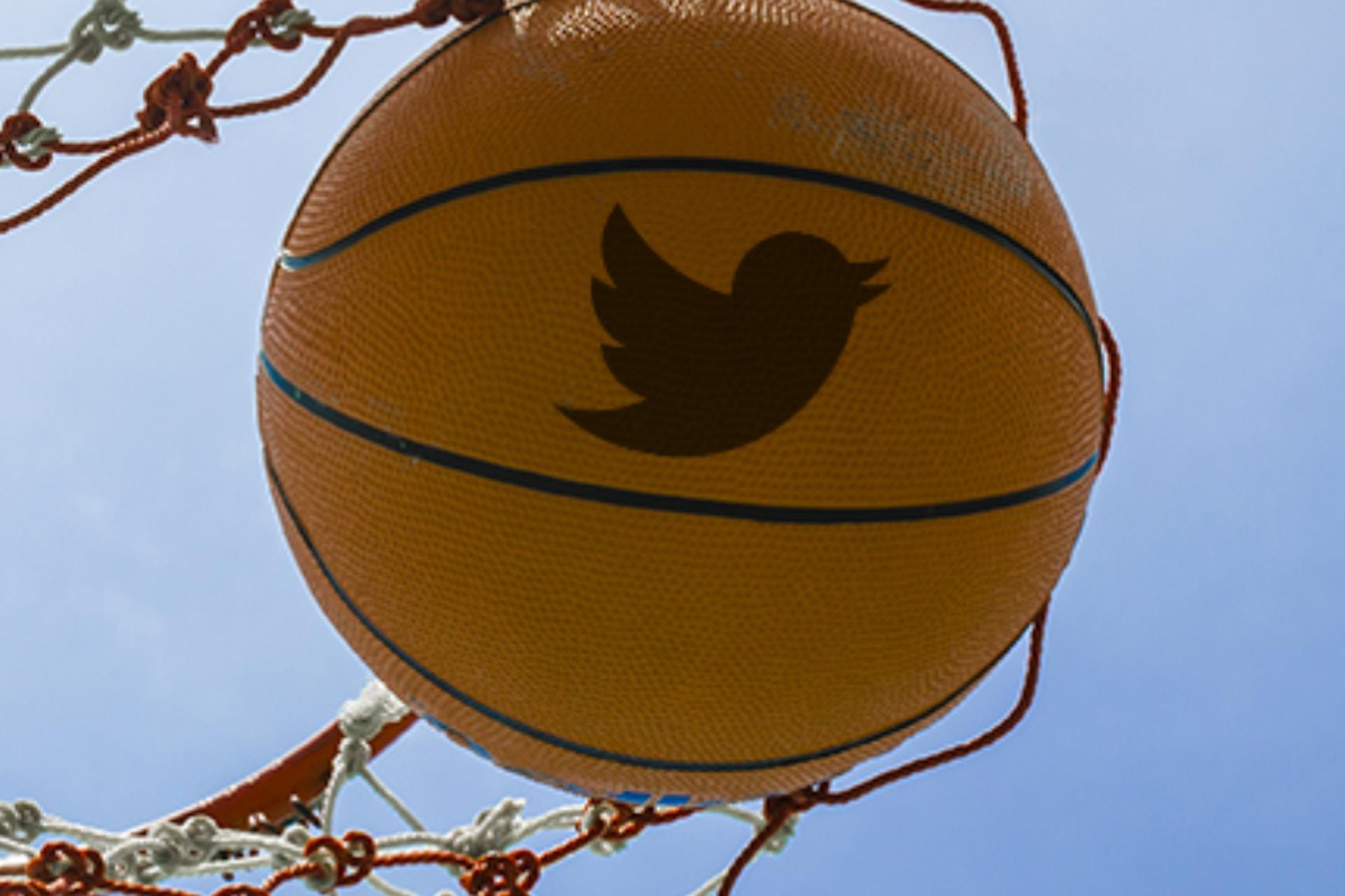 5 nba teams on social media