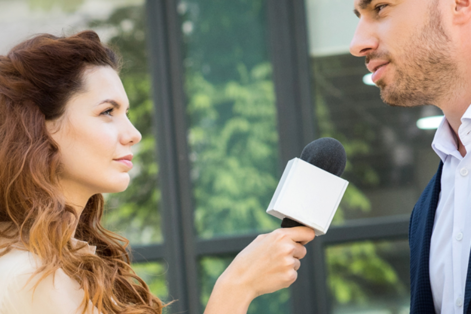 preparing executives for media interviews