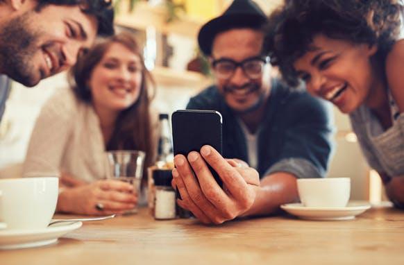 Group smartphone