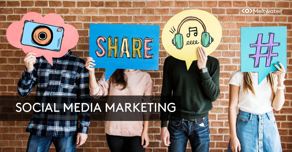 Boost brand awareneess using social media