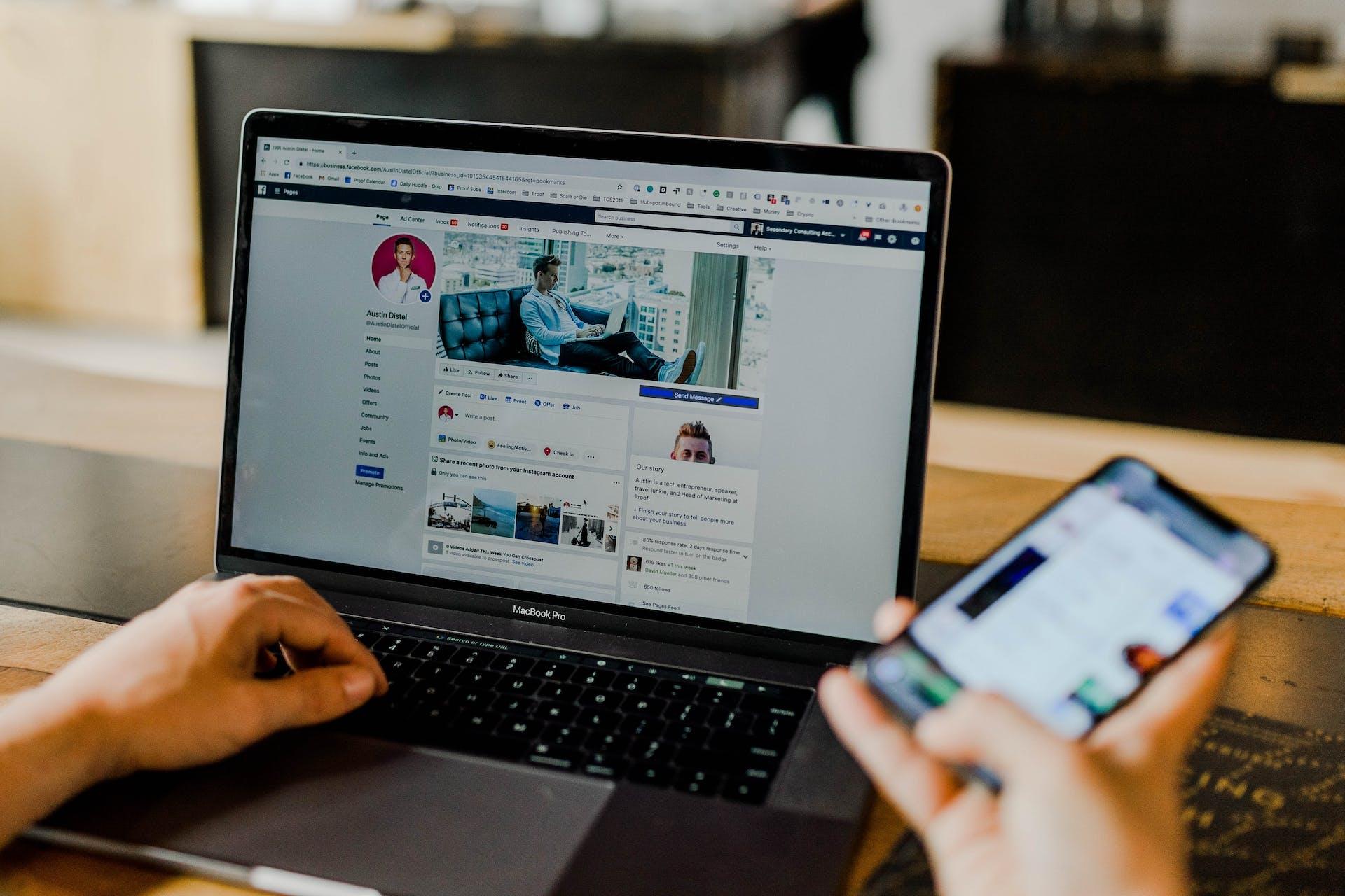 benchmark réseaux sociaux
