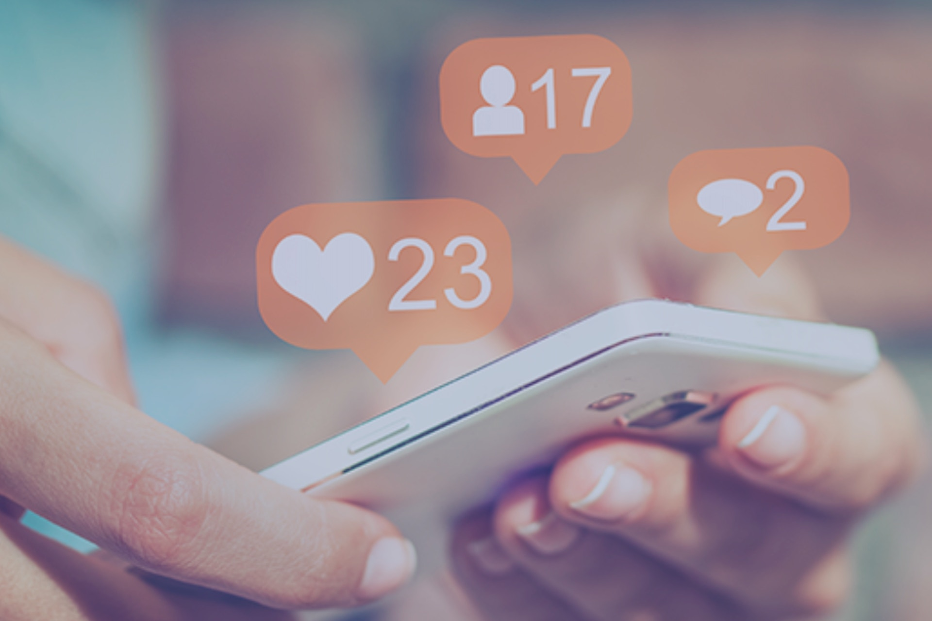 click through rates likes smartphone