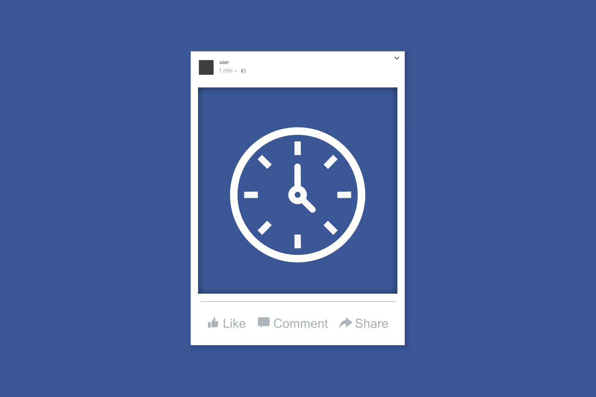 Milloin on paras aika julkaista Facebookissa?
