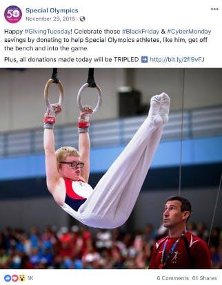 Instagram Post Special Olympics International