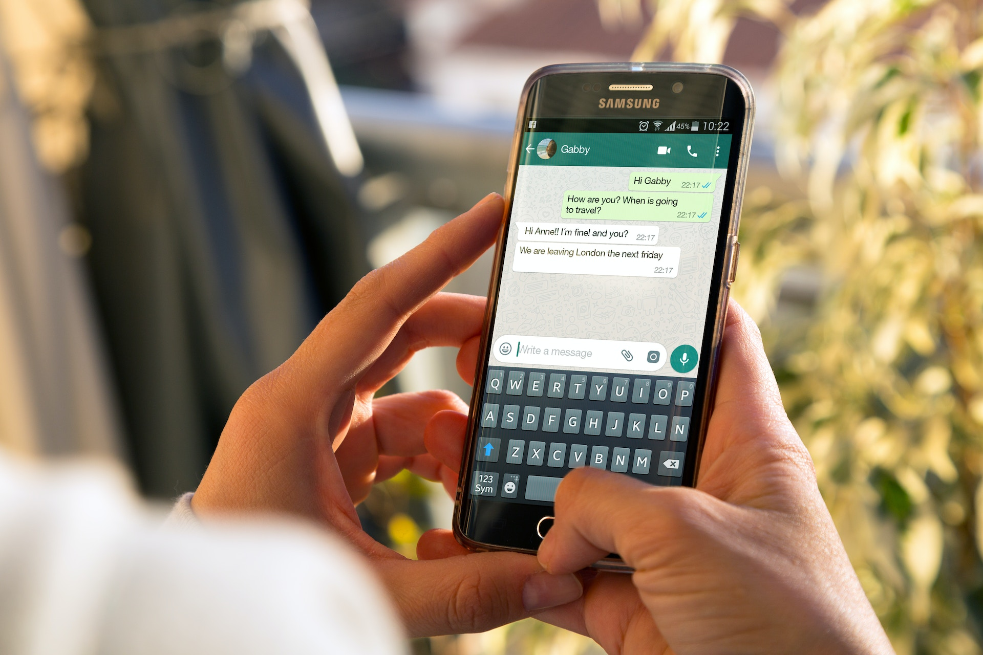 WhatsApp and Messenger Apps as a Marketing Tool