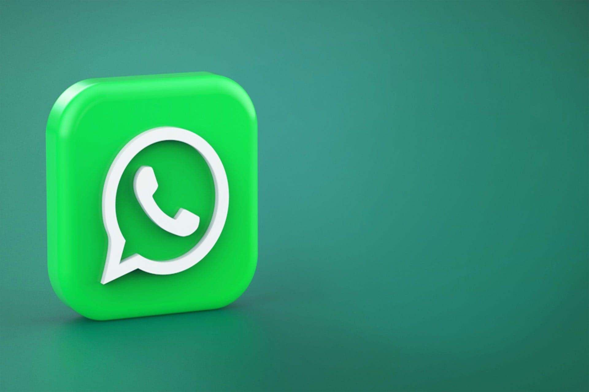 WhatsApp logo used for marketing
