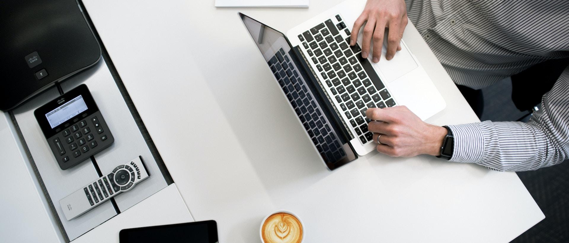 Metrics - desk - office
