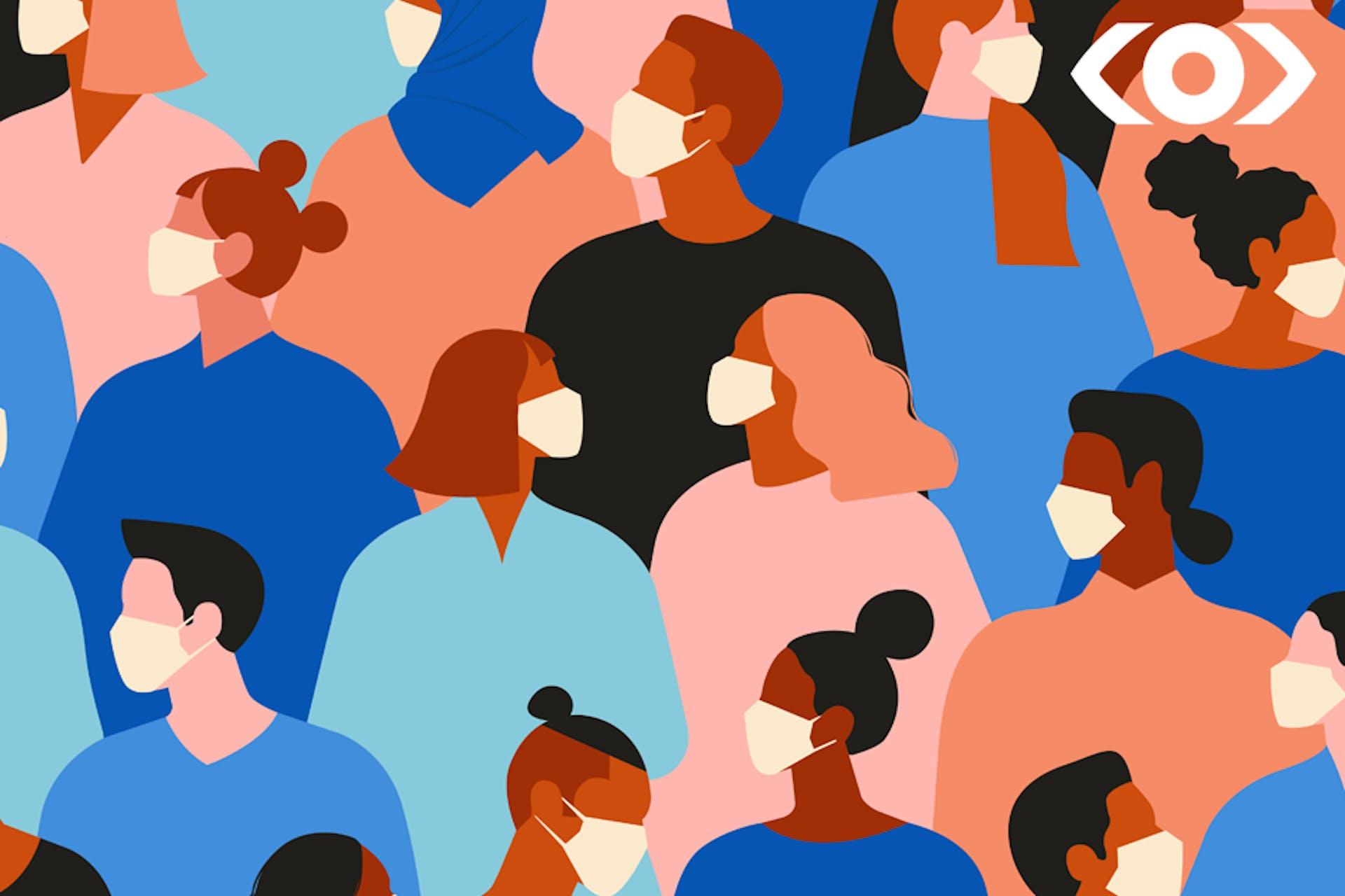 Koronavirus uutisissa ja sosiaalisessa mediassa