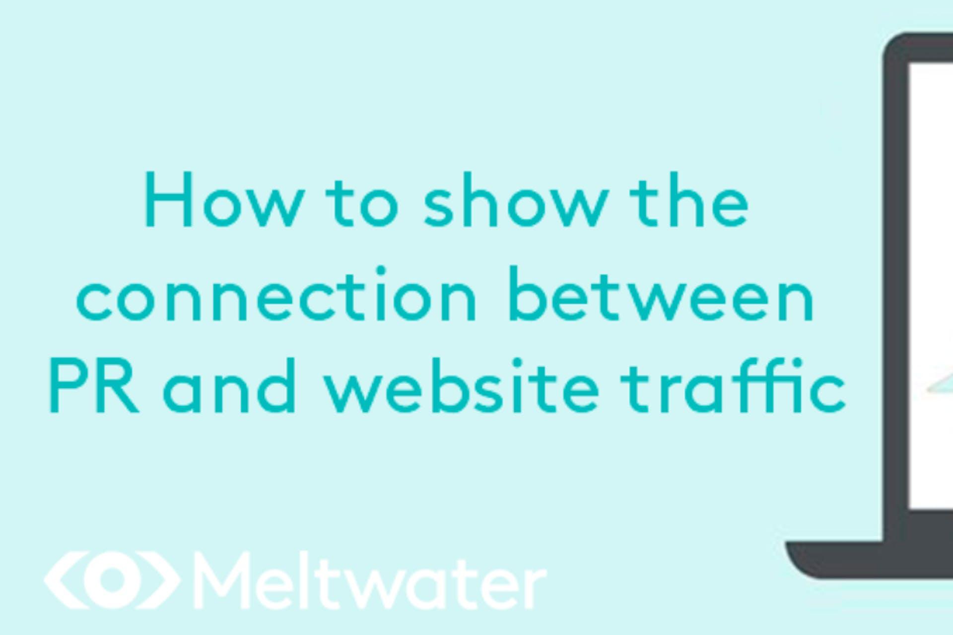 pr and webiste traffic