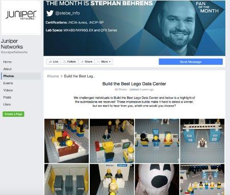Juniper Network Screenshot