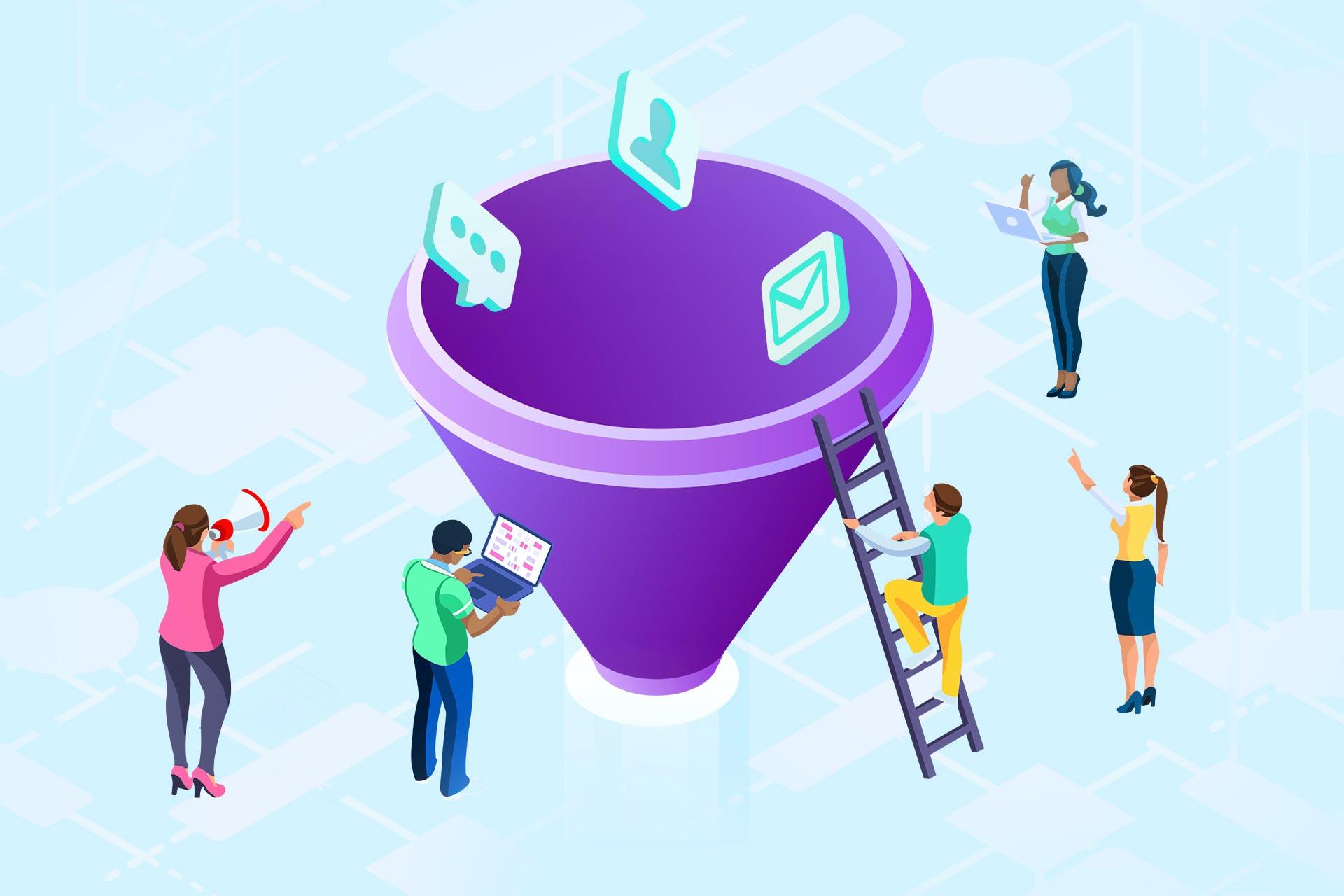 Reimagining the Marketing Funnel