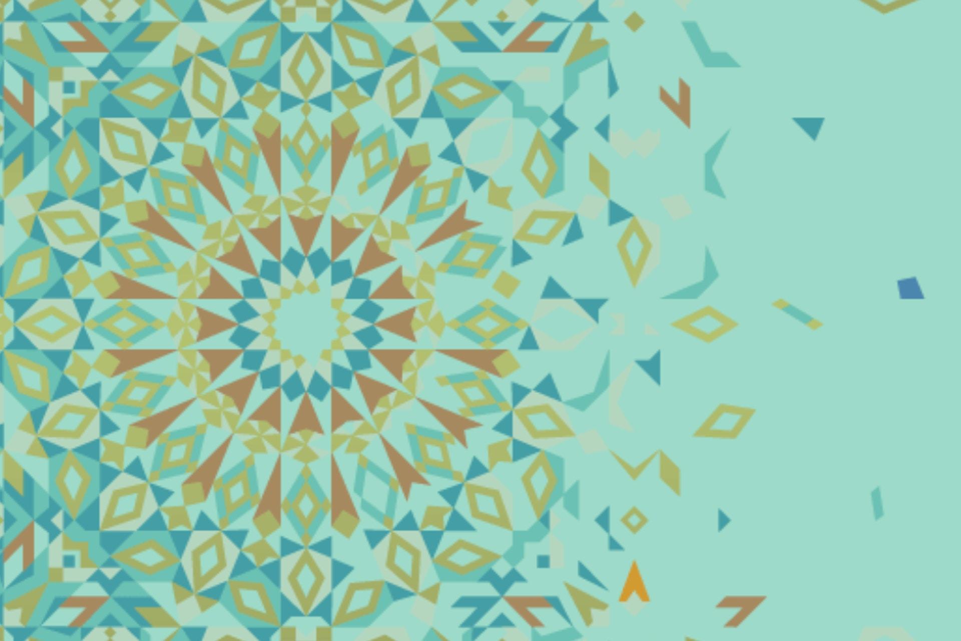 social media in Ramadan banner