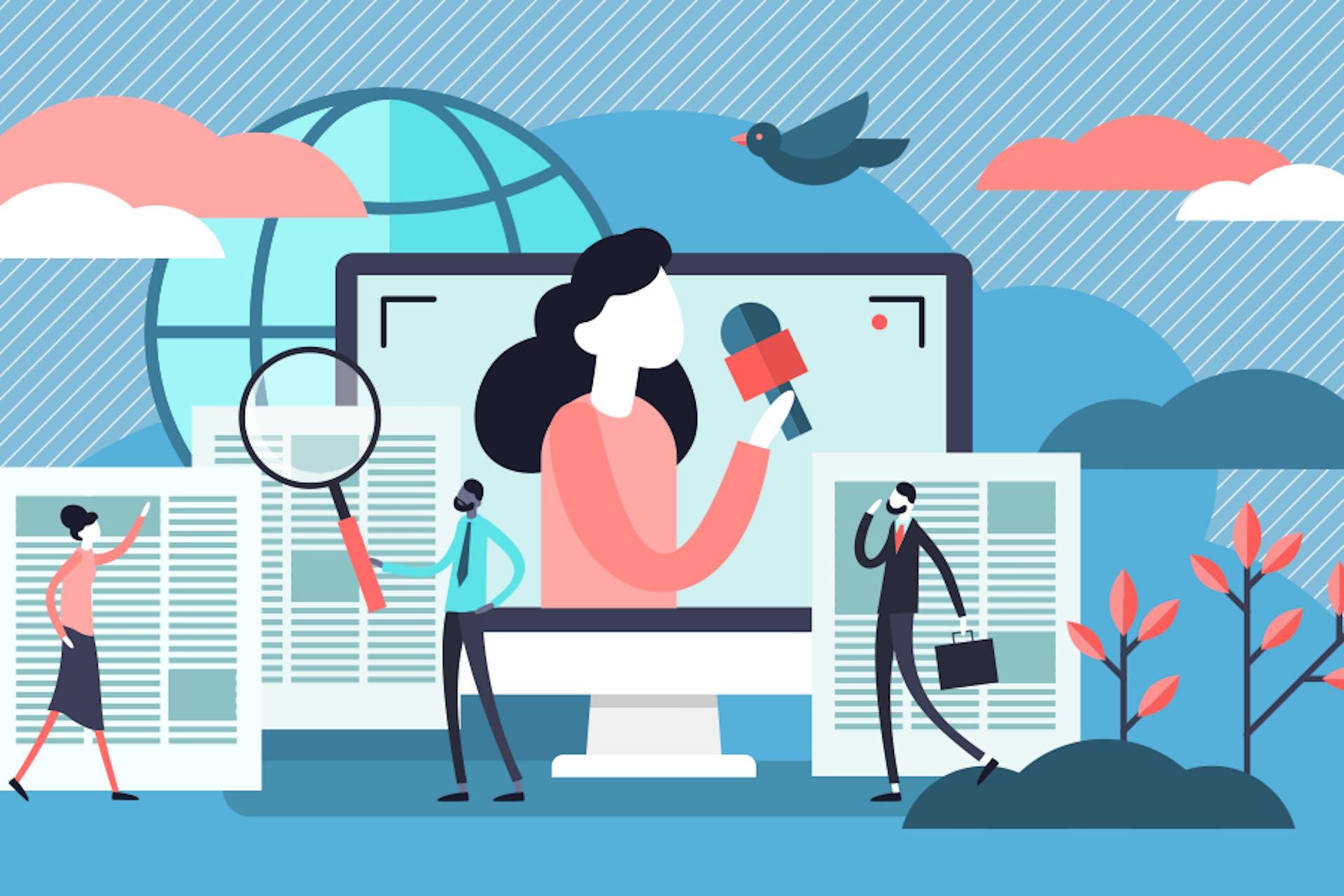 Mitä uutisia ihmiset jakoivat eniten sosiaaliseen mediaan?