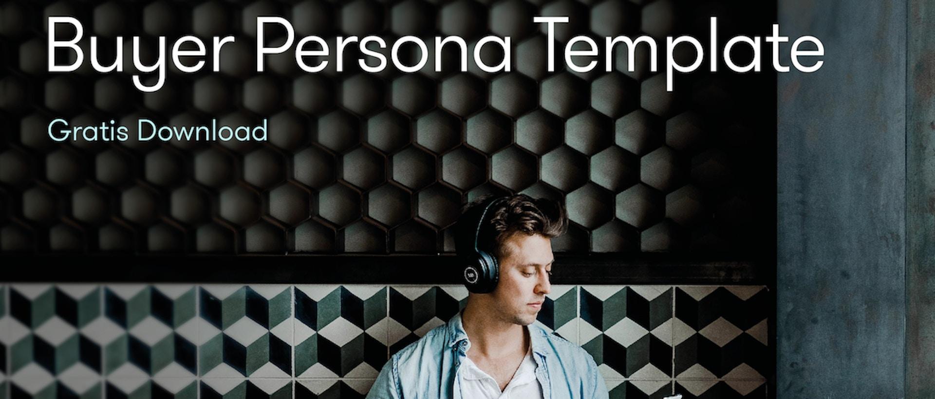 Buyer Persona Template Gratis Download