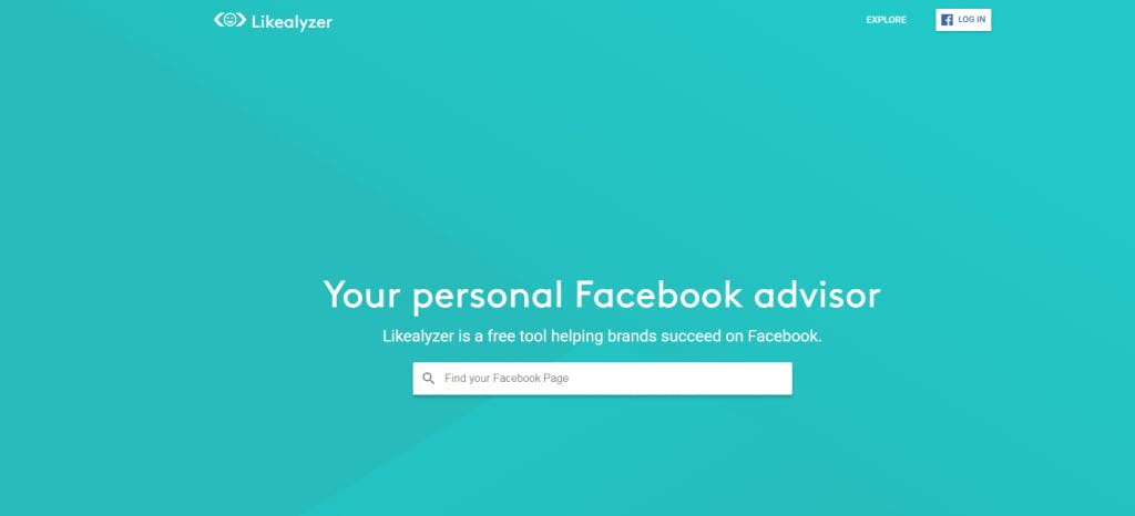 facebook ads and likealyzer