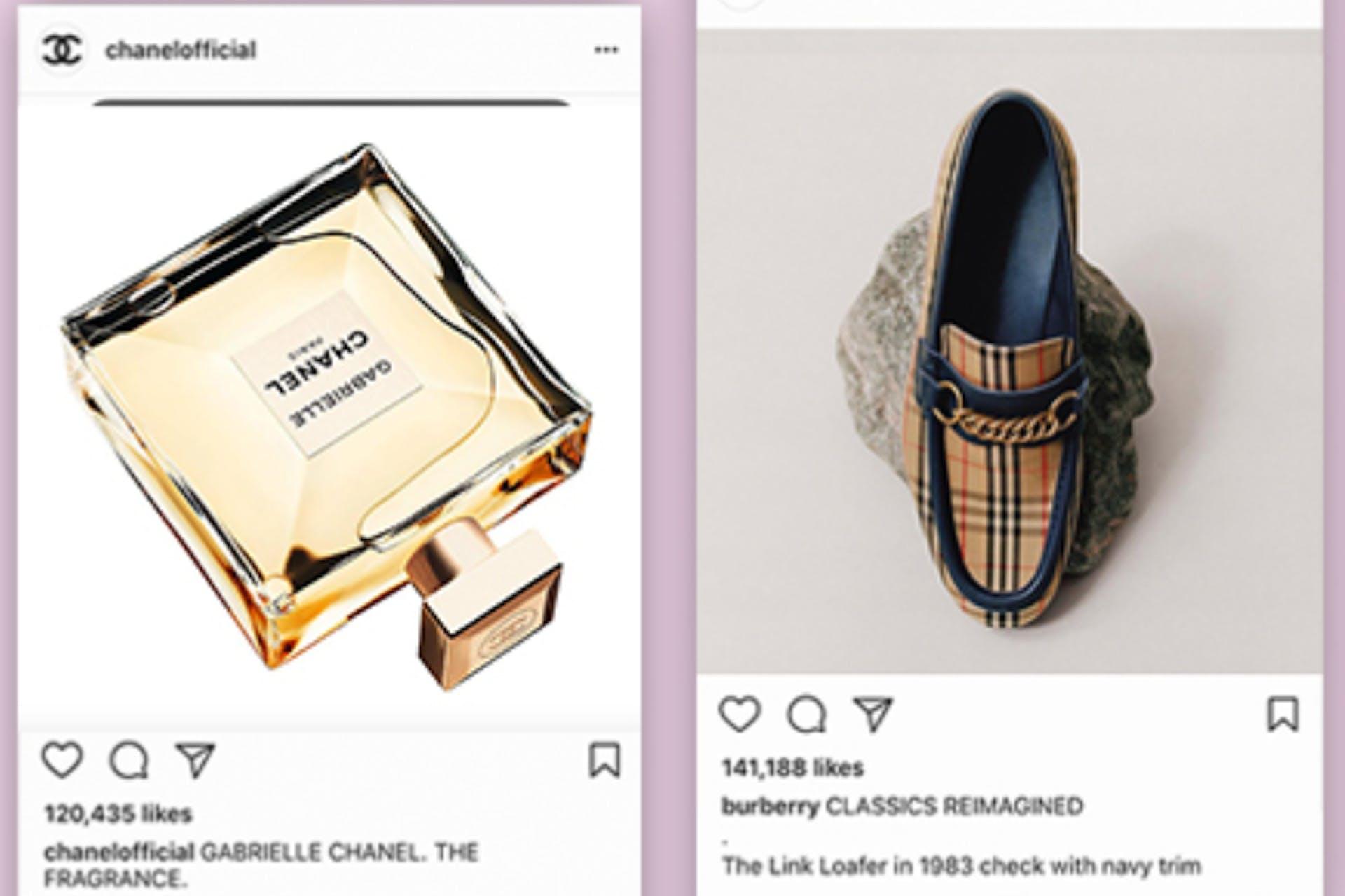 5 fashion brands using social media